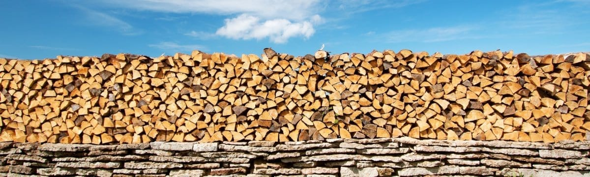 Firewood Pile-Tree Service in Lexington, Nicholasville and Versailles Ky.